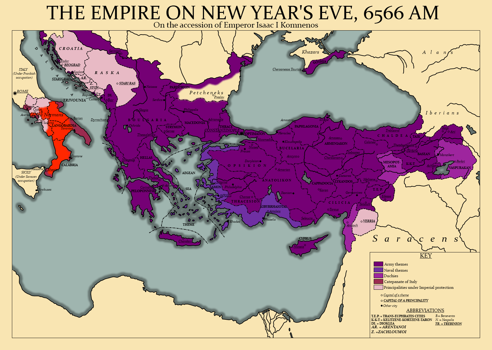 an introduction to the history of the eastern roman empire A history of the eastern roman empire from the fall of irene to the accession of basil i (a d 802-867) item preview.